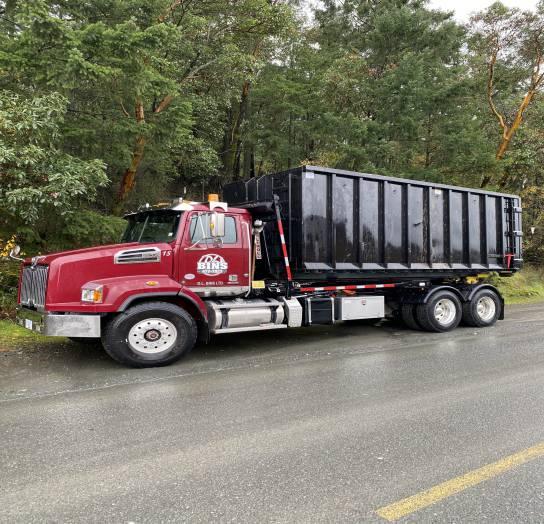 DL's Bins Truck Victoria